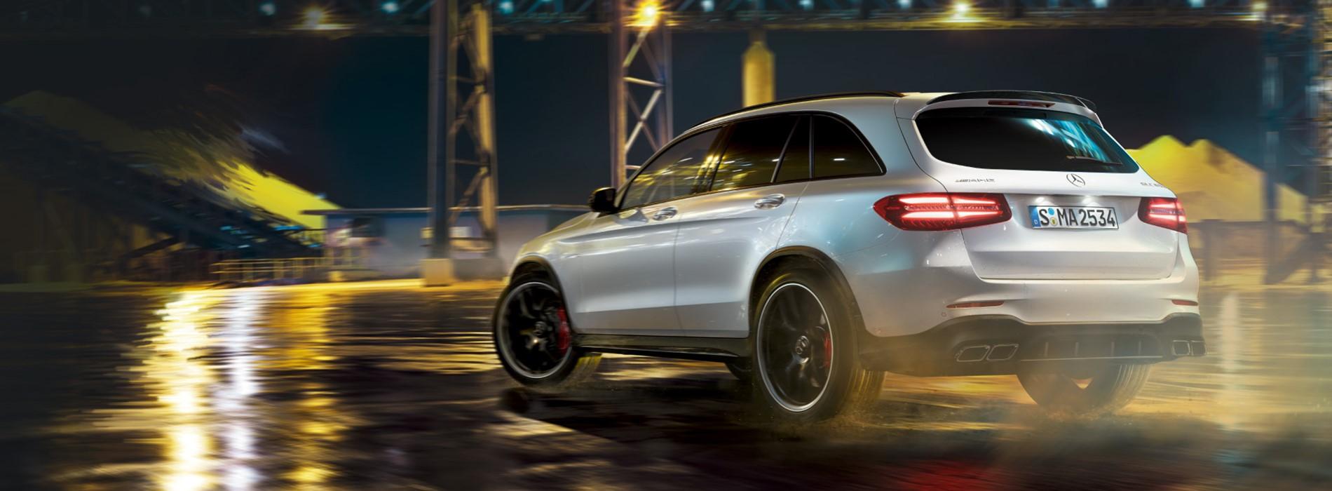 Mercedes-AMG-GLC 300 Sport
