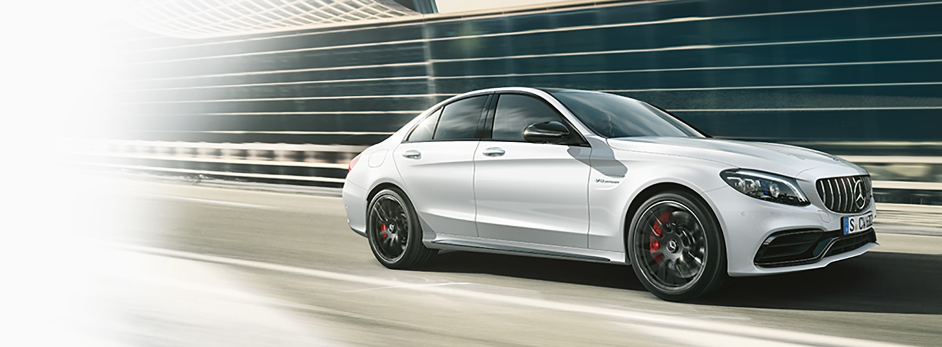 Mercedes-AMG-Clase-C