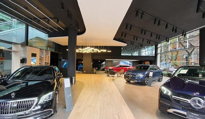 Mercedes-Benz Mazaryk