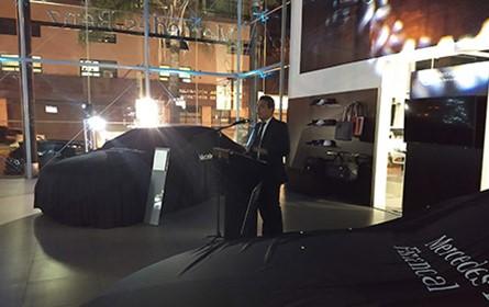 Presentacion  Mercedes Clase C