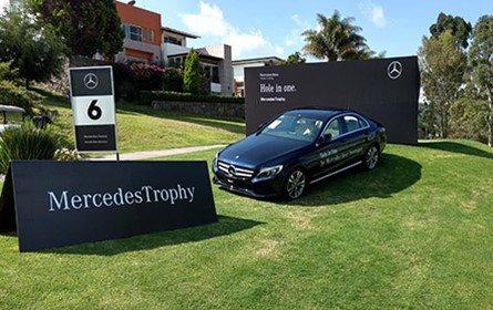 Mercedes Trophy