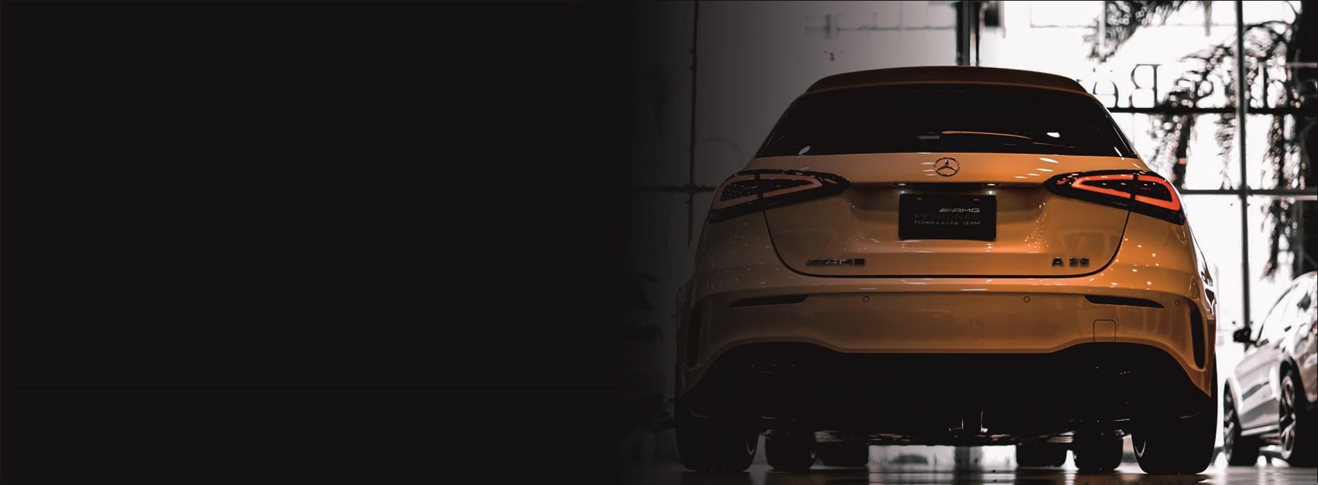 Mercedes-AMG A 35 Hatchback 2021