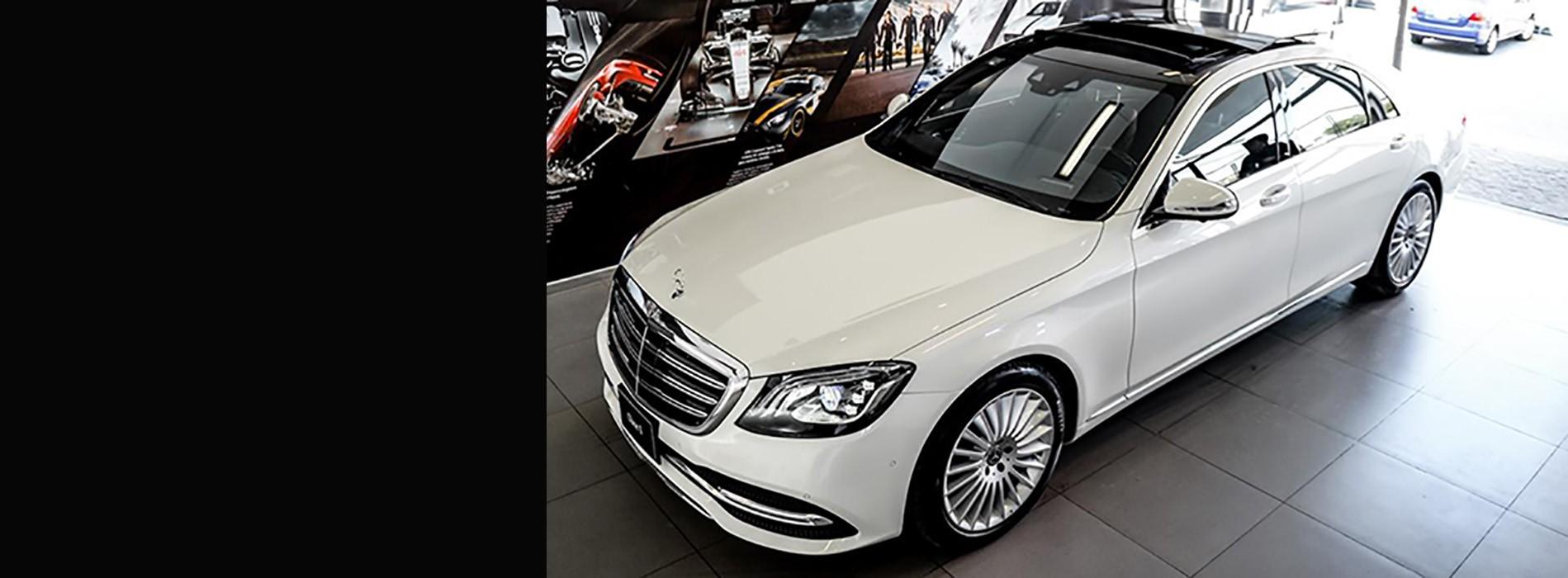 Mercedes-Benz S 450 L Biturbo