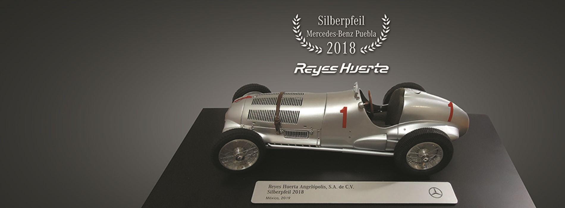 Premio Silberpfeil