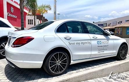 Mercedes-Benz Clase C 200 Exclusive