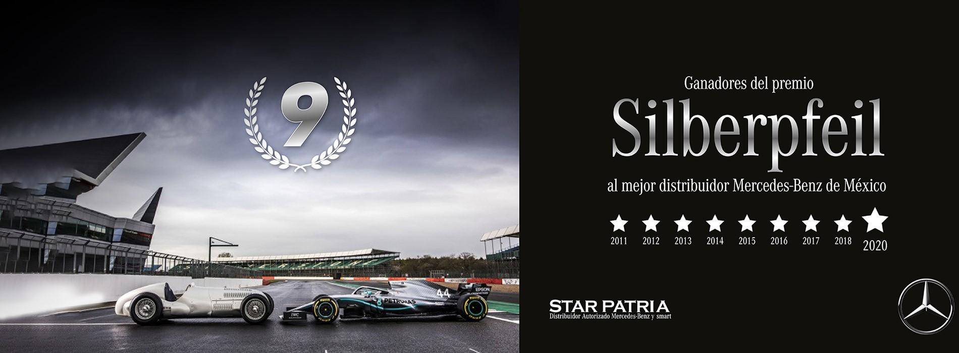¡Una estrella más para Star Patria!