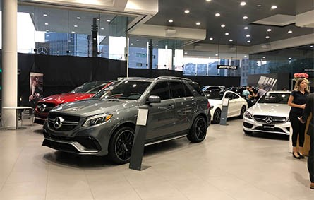 AMG Private Event