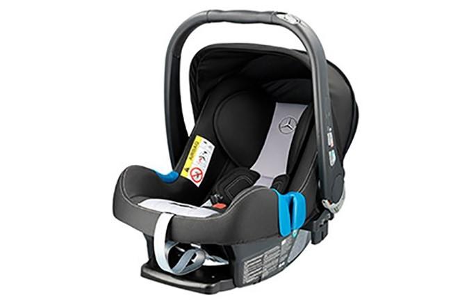 Silla infantil BABY-SAFE plus II con transponder