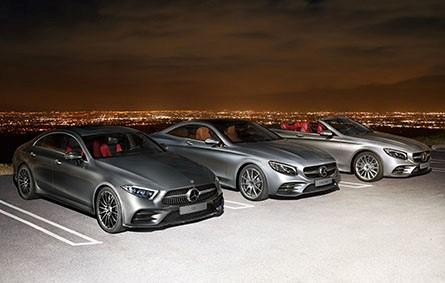 Toda la Gama Mercedes-Benz