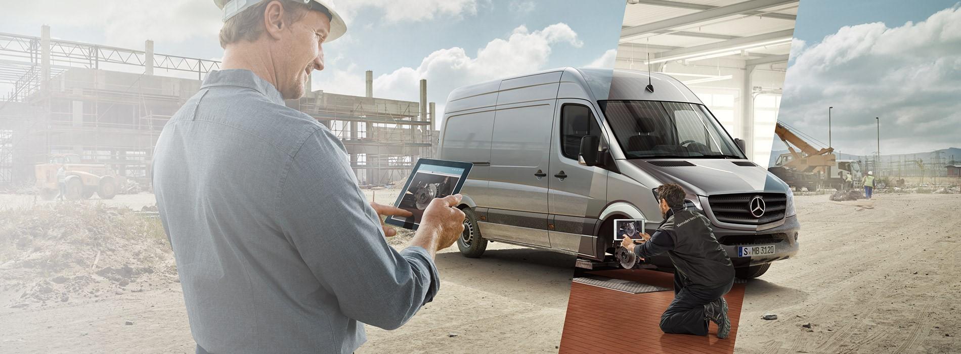 Mercedes-Benz Vans ServiceCare