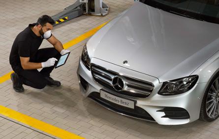Mercedes Extend