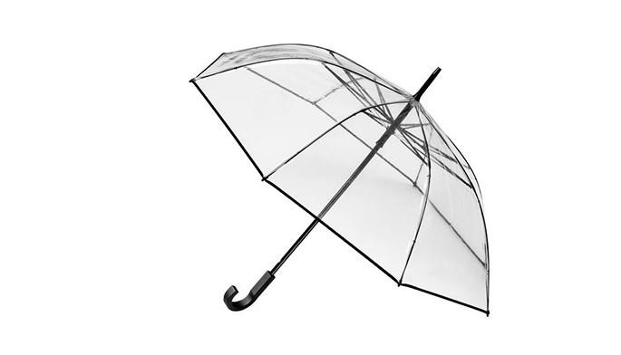 Paraguas Transparente Mercedes-Benz