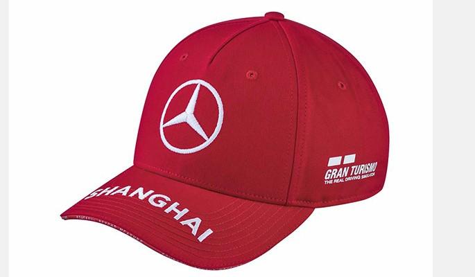 Gorra edición especial El Gran Premio de China