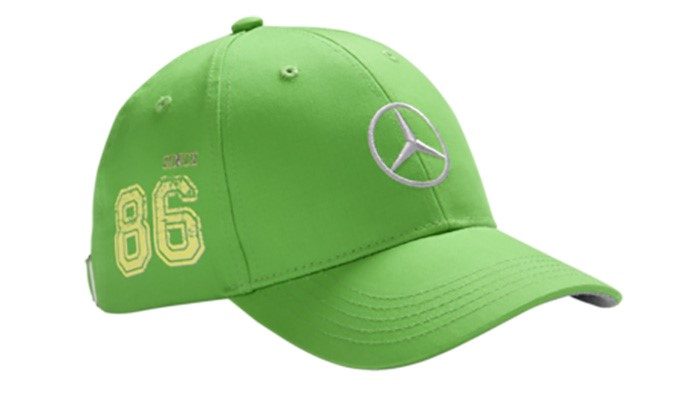 Gorra kids verde