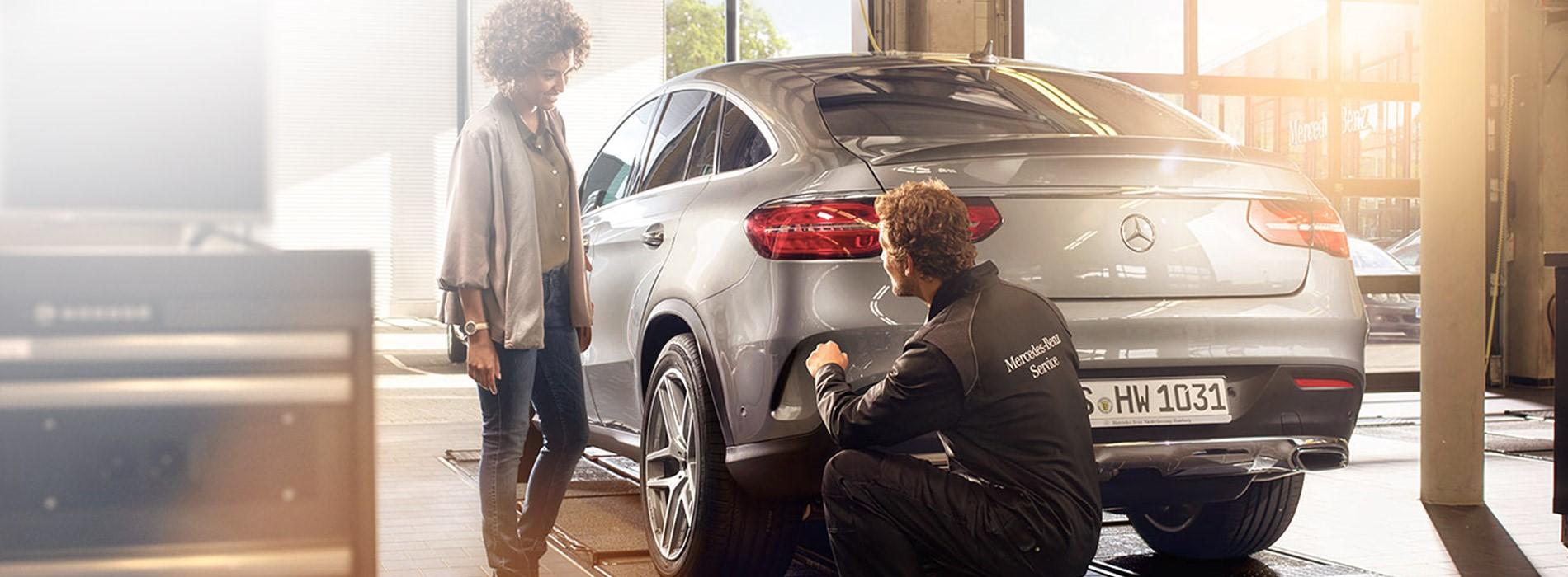 Mercedes-Benz Refacciones y Accessorios Originales