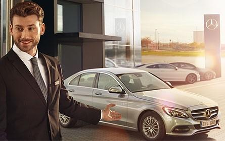 Cotiza con Mercedes-Benz Financial