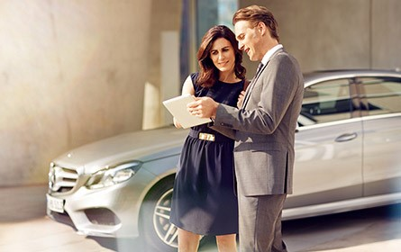 Cotiza con Mercedes-Benz Financial