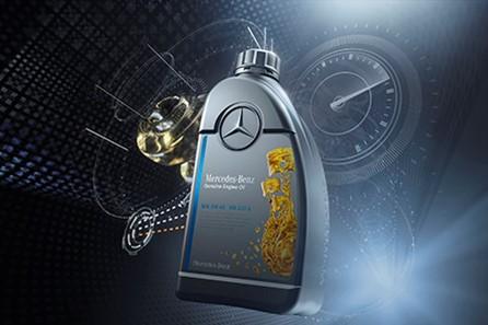 Aceite y filtro Original Mercedes-Benz