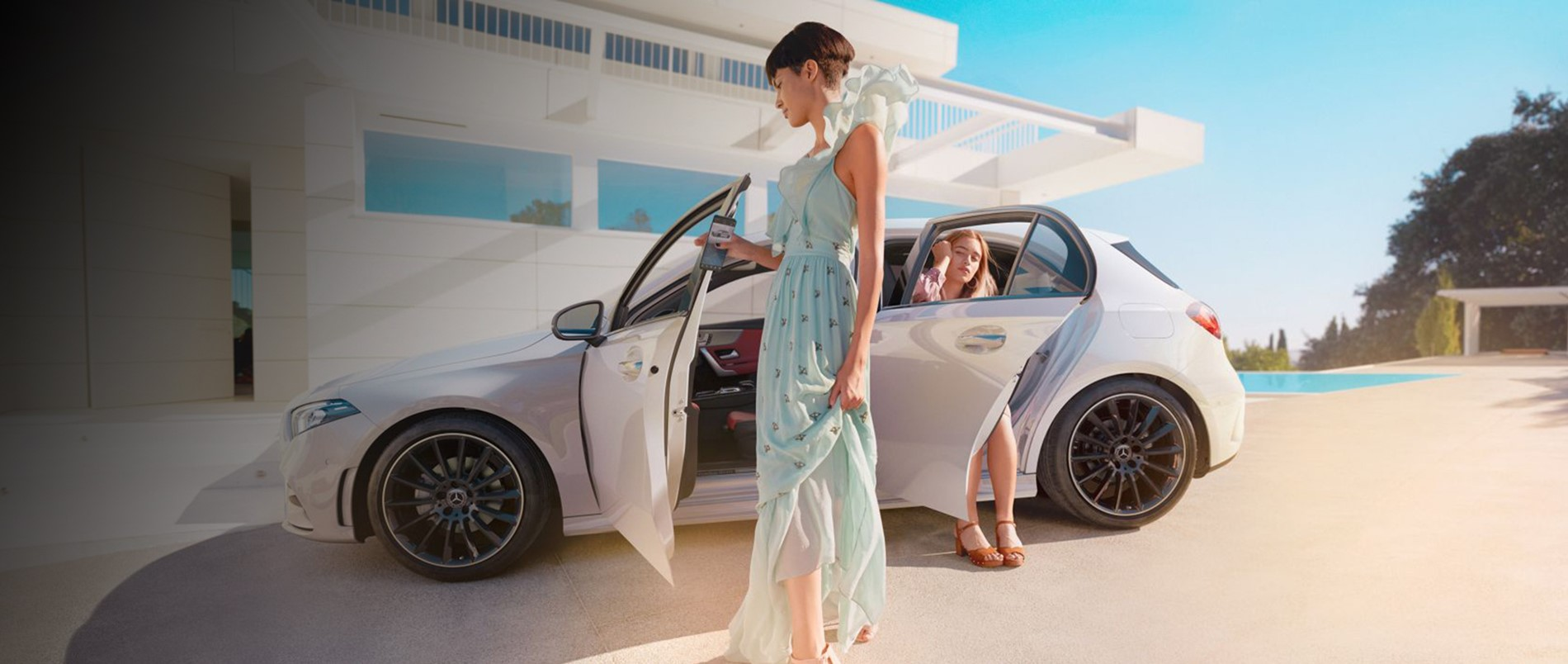 Clase A Hatchback 2020