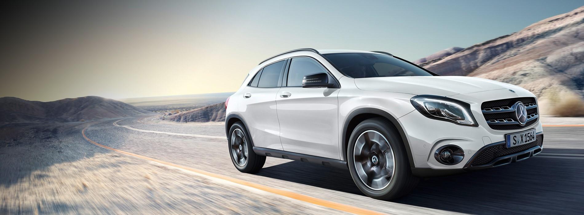 GLA SUV 2020