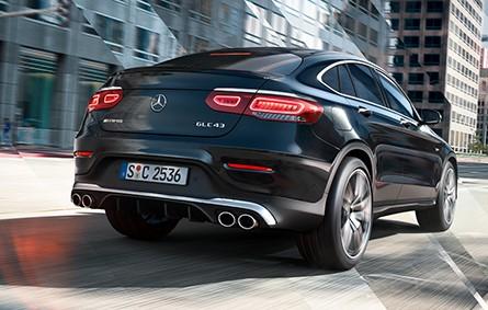 Mercedes-AMG GLC 43 4MATIC 2020