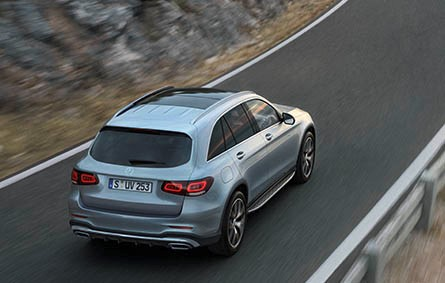 GLC 300 4MATIC Off-Road 2020