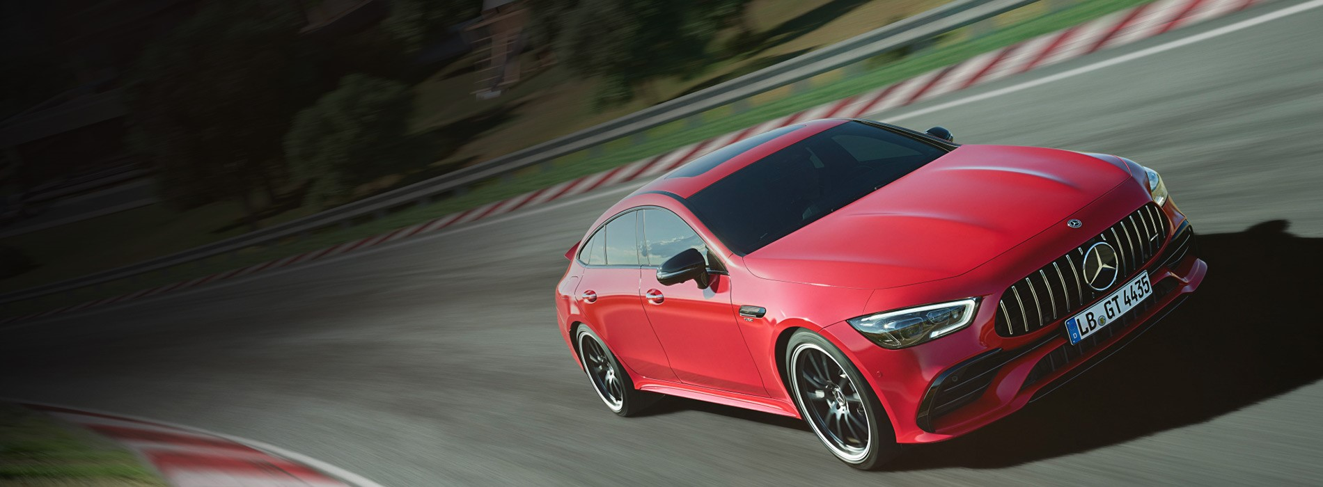 Mercedes-AMG GT 4-Door Coupé 2020