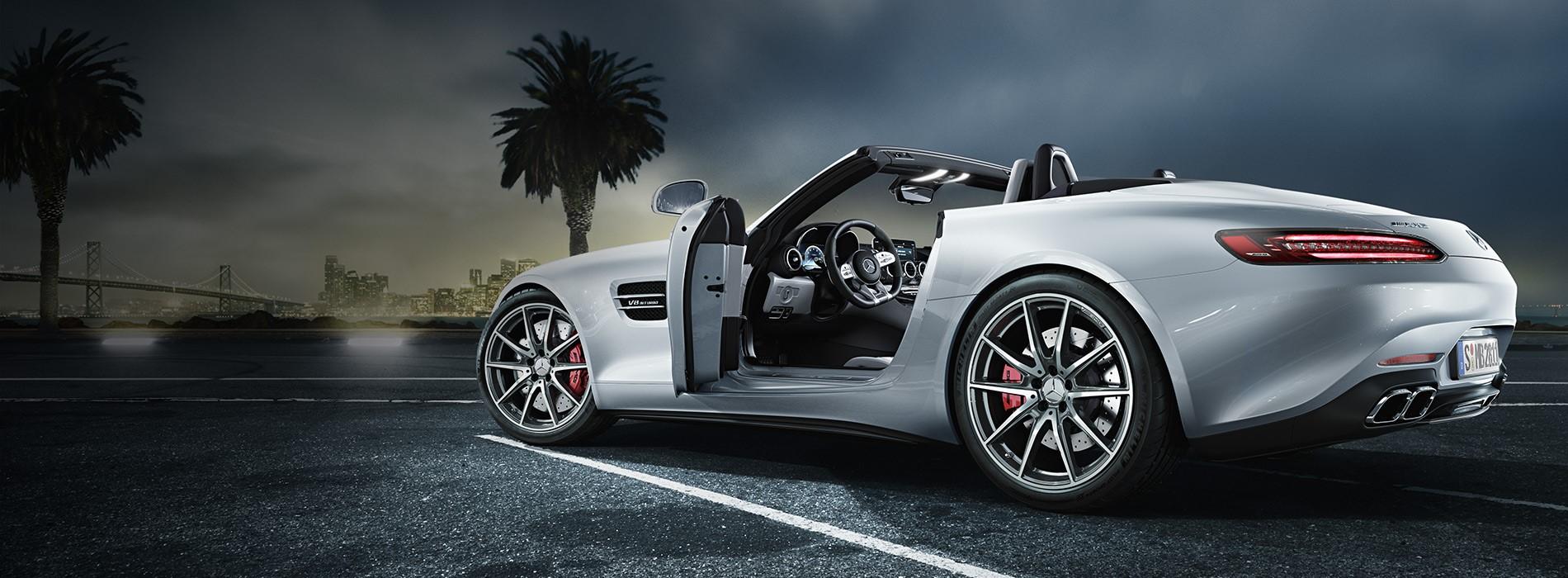 Mercedes-AMG GT Roadster 2020