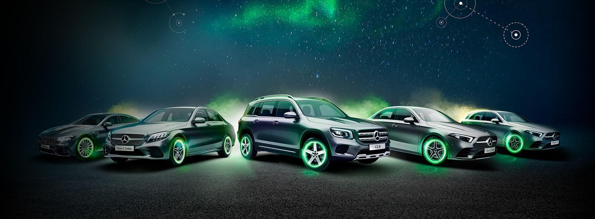 Mercedes-Benz Lluvias de estrellas