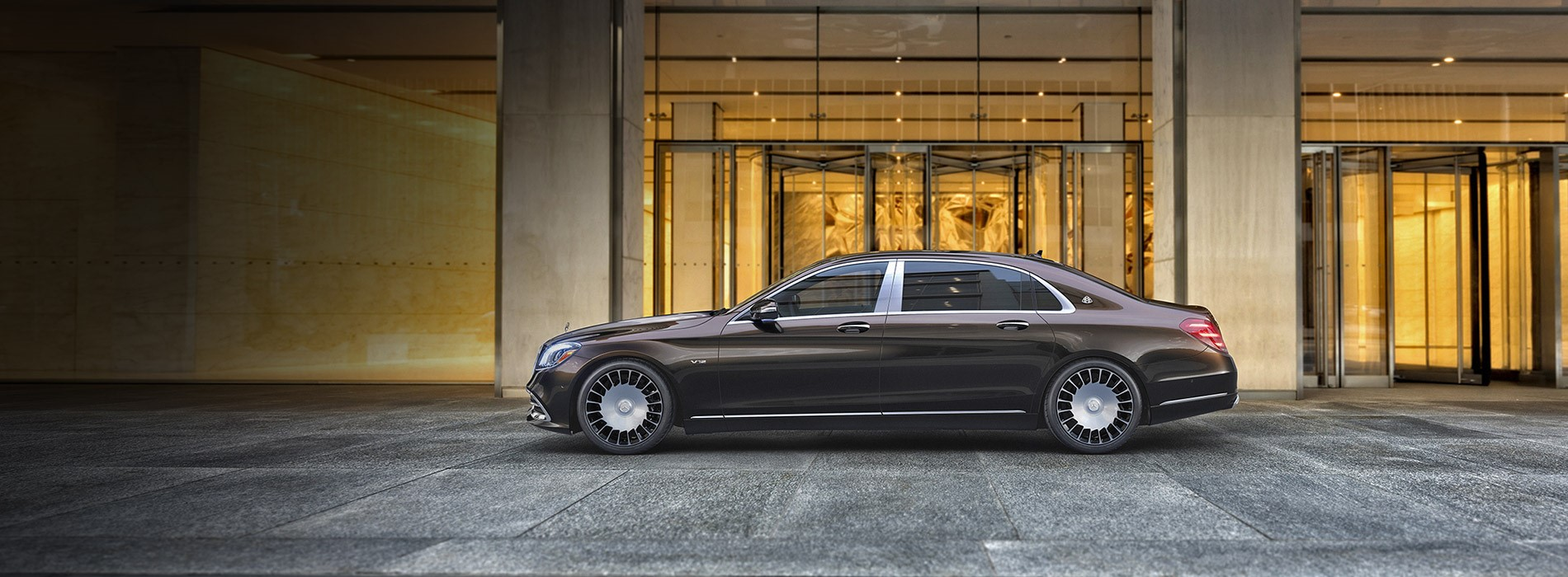 Maybach Sedán