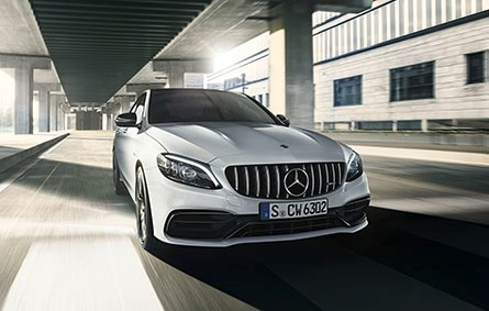 Mercedes-AMG Clase C