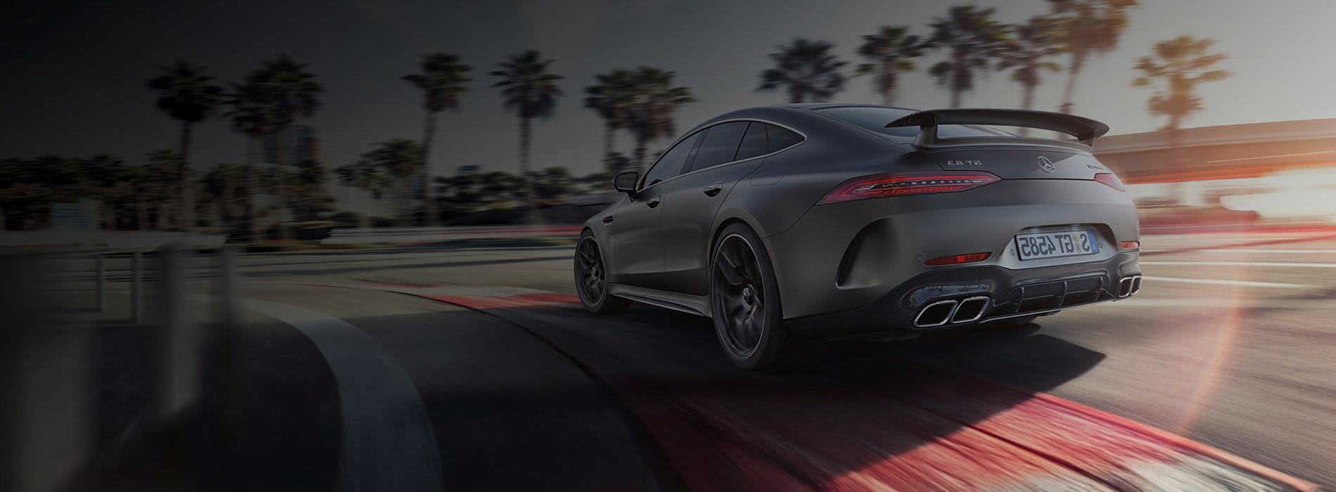 Mercedes-AMG GT 4-Door Coupé 2020