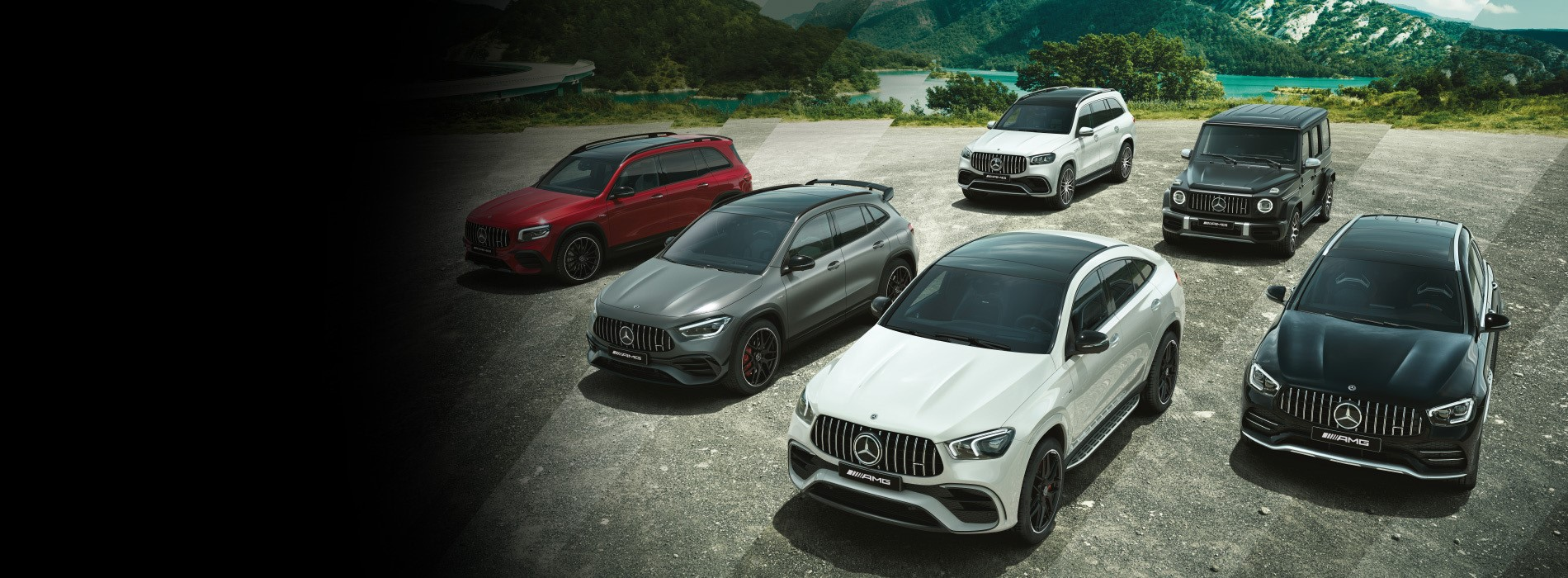 Mercedes-Benz AMG SUVs