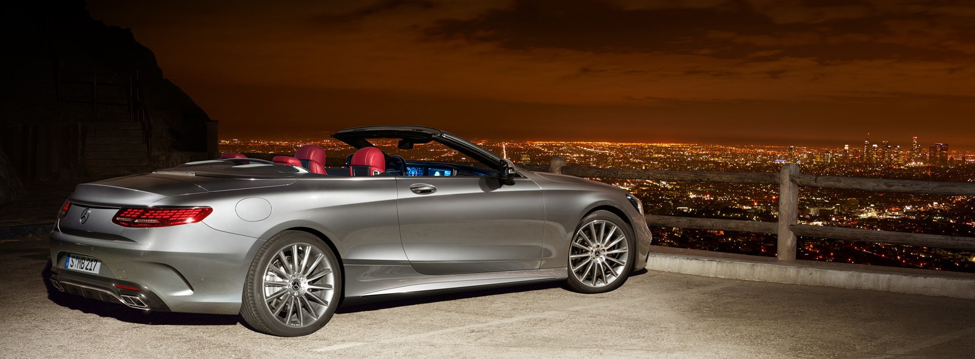 Clase S Convertible 2020