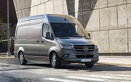Sprinter Cargo Van
