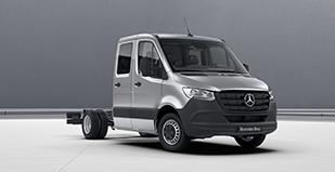 Sprinter Chasis Van